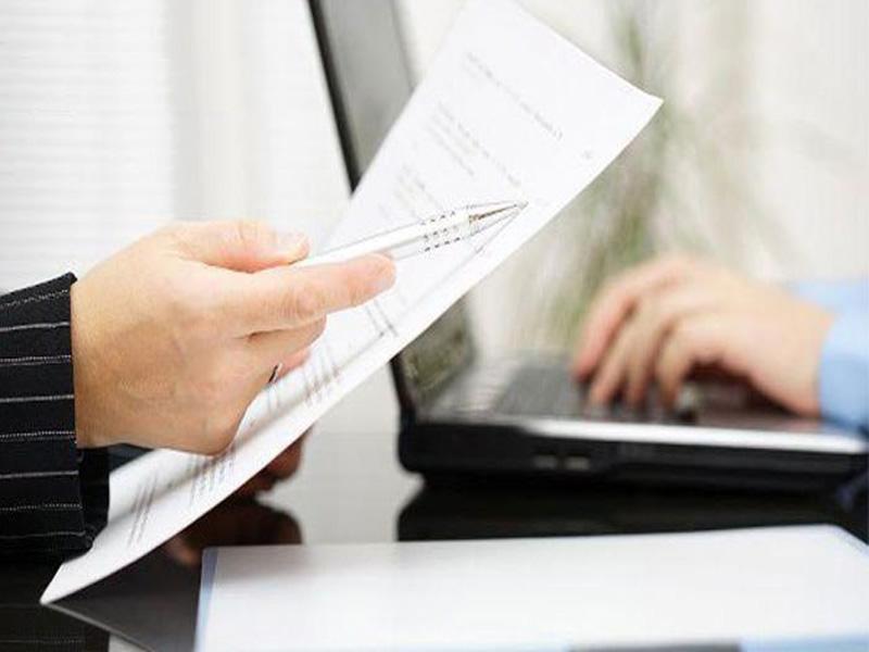Этапы производства мебели - Подписание документов
